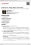 Digitální booklet (A4) Schumann / Grieg: Piano Concertos