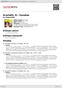 Digitální booklet (A4) Scarlatti, D.: Sonatas