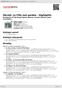 Digitální booklet (A4) Hérold: La Fille mal gardée - Highlights