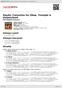 Digitální booklet (A4) Haydn: Concertos for Oboe, Trumpet & Harpsichord