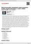 Digitální booklet (A4) Nejvýznamnější skladatelé české populární hudby Angelo Michajlov 2 (1971-1993)