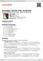 Digitální booklet (A4) Honegger: Jeanne d'Arc au Bucher