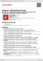 Digitální booklet (A4) Wagner: Gotterdammerung