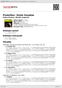 Digitální booklet (A4) Prokofiev: Violin Sonatas