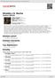 Digitální booklet (A4) Skladby J.S. Bacha