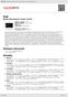 Digitální booklet (A4) Sně