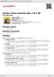 Digitální booklet (A4) Haydn: Piano Sonatas Nos. 19 & 46