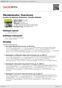 Digitální booklet (A4) Mendelssohn: Overtures