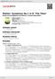 "Digitální booklet (A4) Mahler: Symphony No.1 in D ""The Titan"""