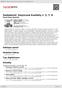 Digitální booklet (A4) Šostakovič: Smyčcové kvartety č. 2, 7, 8
