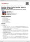 Digitální booklet (A4) Ramirez: Missa Criolla; Navidad Nuestra; Navidad en Verano