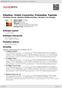 Digitální booklet (A4) Sibelius: Violin Concerto; Finlandia; Tapiola