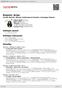 Digitální booklet (A4) Rossini: Arias