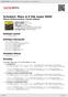 Digitální booklet (A4) Schubert: Mass in E flat major D950
