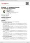 Digitální booklet (A4) Brahms: 21 Hungarian Dances