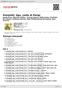 Digitální booklet (A4) Donizetti: Ugo, conte di Parigi