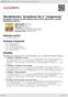"""Digitální booklet (A4) Mendelssohn: Symphony No.2 """"Lobgesang"""""""