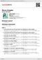 Digitální booklet (A4) Mono Singles
