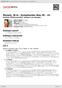 Digitální booklet (A4) Mozart, W.A.: Symphonies Nos.35 - 41