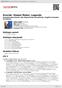 Digitální booklet (A4) Dvorák: Stabat Mater; Legends