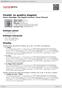 Digitální booklet (A4) Vivaldi: Le quattro stagioni