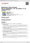 "Digitální booklet (A4) Beethoven: Piano Sonatas Nos.21""Waldstein"", 26 ""Les Adieux"" & 23 ""Appassionata"""