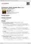 Digitální booklet (A4) Schumann: Violin Sonatas Nos.1 & 2