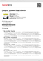 Digitální booklet (A4) Chopin: Etudes Opp.10 & 25