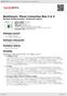 Digitální booklet (A4) Beethoven: Piano Concertos Nos.3 & 4