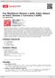 Digitální booklet (A4) Eva Martinová (Romeo a Julie, Když chlapci se loučí, Ananas z Caracasu a další)