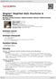 Digitální booklet (A4) Wagner: Siegfried Idyll; Overtures & Preludes