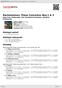 Digitální booklet (A4) Rachmaninov: Piano Concertos Nos.1 & 3