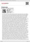 Digitální booklet (A4) Předscény