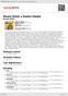 Digitální booklet (A4) Modrý Efekt a Radim Hladík