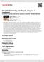 Digitální booklet (A4) Vivaldi: Koncerty pro fagot, smyčce a continuo