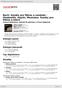 Digitální booklet (A4) Bach: Sonáta pro flétnu a cembalo - Hindemith, Haydn, Messiaen: Sonáty pro flétnu a klavír