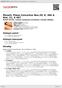 Digitální booklet (A4) Mozart: Piano Concertos Nos.20, K. 466 & Nos. 21, K 467