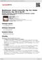 Digitální booklet (A4) Beethoven: Violin Concerto, Op. 61; Violin Romances, Op. 40 & Op.50