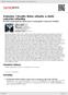 Digitální booklet (A4) Zelenka: Chvalte Boha silného a další sakrální skladby