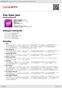 Digitální booklet (A4) Pop Goes Jazz