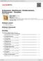 Digitální booklet (A4) Schumann, Beethoven: Kinderszenen, Waldszenen - Sonaten