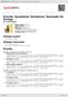 Digitální booklet (A4) Dvorak: Symphonic Variations; Serenade for Strings