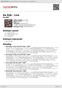 Digitální booklet (A4) De Dijk - Live