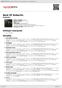 Digitální booklet (A4) Best Of Anberlin