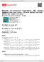 Digitální booklet (A4) Dvořák: Slovanské rapsódie, Můj domov, Symfonické variace, Píseň bohatýrská, Scherzo capriccioso