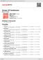 Digitální booklet (A4) Songs Of Sunbeams
