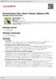 Digitální booklet (A4) Sonnentanz (Sun Don't Shine) [Remix EP]