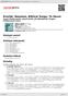 Digitální booklet (A4) Dvořák: Requiem, Biblical Songs, Te Deum