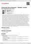 Digitální booklet (A4) Chaconne pro princeznu - Händel, Leclair