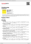 Digitální booklet (A4) Thalidomide